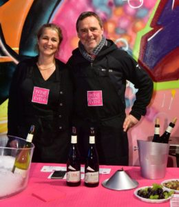 Véronique et Thierry Boudinaud Wine Charity Event