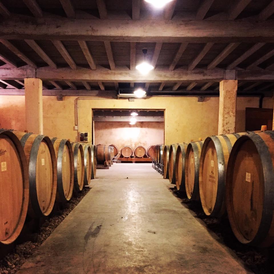 Domaine des crêts Vin Caves